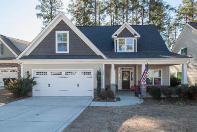 Legacy Lakes Single Family Home For Sale: 166 Moultrie Lane
