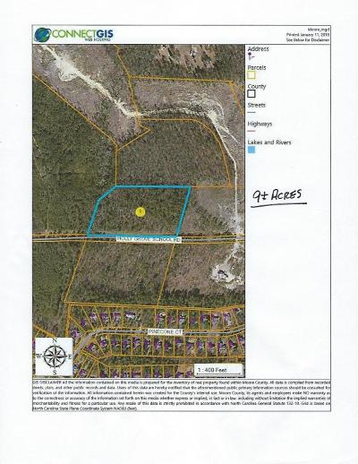 West End NC Residential Lots & Land Active/Contingent: $70,000