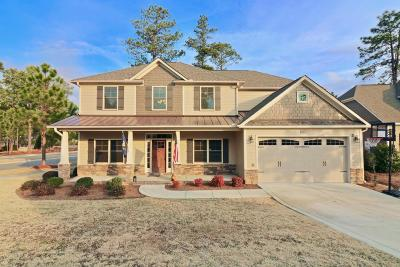Southern Pines Single Family Home For Sale: 380 Wiregrass Lane