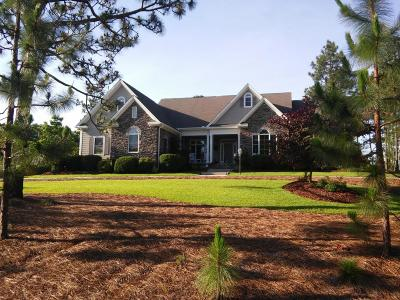 Jackson Springs Single Family Home Active/Contingent: 52 Woodland Circle