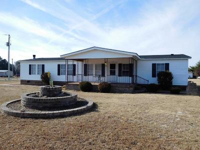 Manufactured Home Sold: 103 Winstead Lane