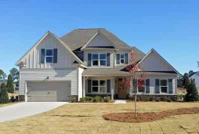 Whispering Pines Single Family Home Active/Contingent: 497 Goldenleaf Circle