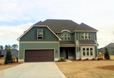 Whispering Pines Single Family Home For Sale: 521 Goldenleaf Circle