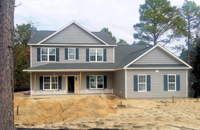 Pinehurst Single Family Home Active/Contingent: 6 Stallion Place