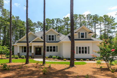Pinehurst NC Single Family Home For Sale: $569,000