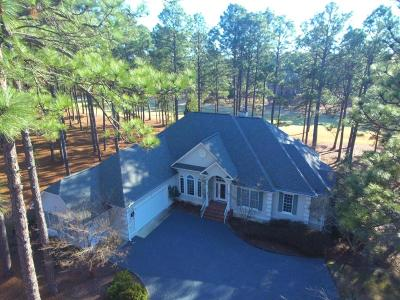 Pinehurst NC Single Family Home Active/Contingent: $415,000