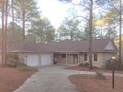 Pinehurst Single Family Home Active/Contingent: 110 Evergreen Ct