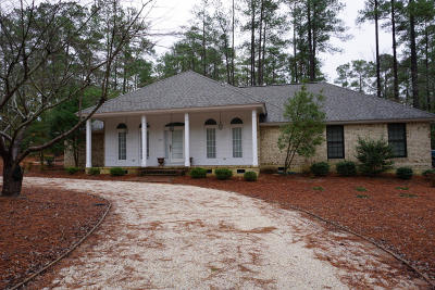Pinehurst, Raleigh, Southern Pines Rental Rented: 330 W Hedgelawn Way