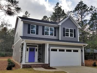 Pinehurst NC Single Family Home For Sale: $339,000