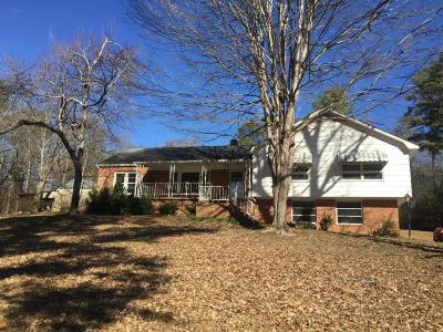 Robbins NC Single Family Home For Sale: $125,000