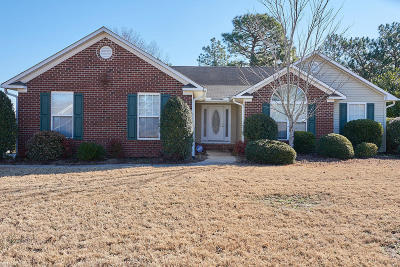 Whispering Pines Single Family Home Active/Contingent: 230 Queens Cove Way
