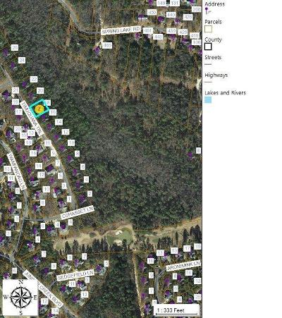 Pinehurst NC Residential Lots & Land Active/Contingent: $7,500