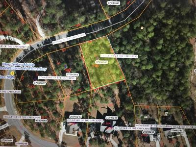 Residential Lots & Land For Sale: 345 Avenue Of The Carolinas