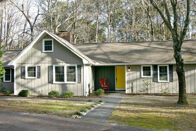 Southern Pines Single Family Home Active/Contingent: 309 Kyloe Road