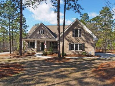 Pinehurst Single Family Home Active/Contingent: 5 Wake Court
