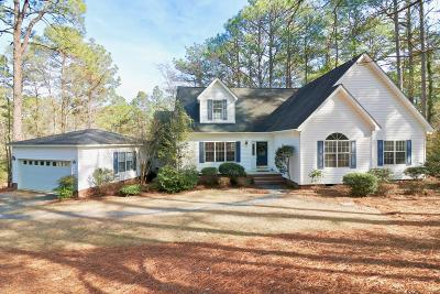 Southern Pines Single Family Home For Sale: 101 Canterbury Road