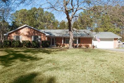 Southern Pines Single Family Home Active/Contingent: 101 Cheviot Way