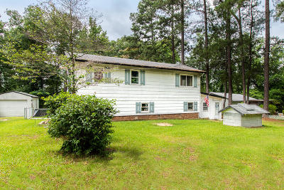 Cameron Single Family Home For Sale: 173 Lane Road