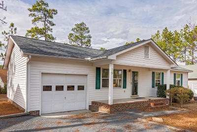 Pinehurst Single Family Home For Sale: 75 Vixen Lane