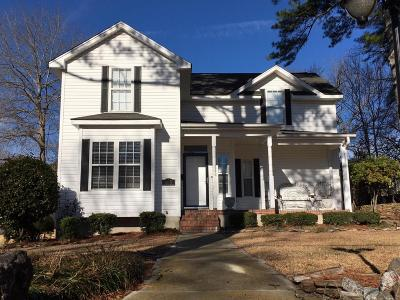 Aberdeen Single Family Home For Sale: 405 N Poplar Street