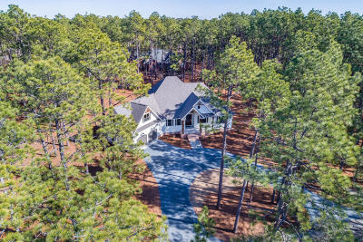 Moore County Single Family Home Active/Contingent: 215 Midland Lane