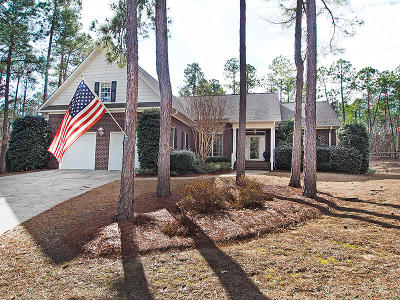Southern Pines Single Family Home Active/Contingent: 105 Merced Court