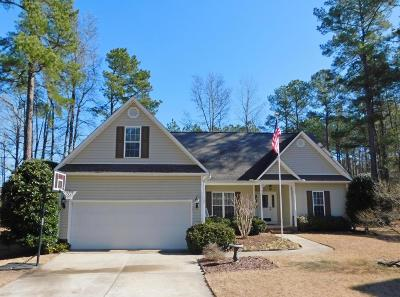 Whispering Pines Single Family Home For Sale: 56 Goldenrod Drive