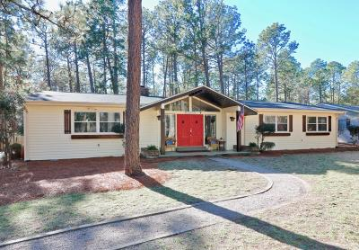 Whispering Pines Single Family Home Active/Contingent: 9 Bogie Drive