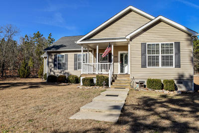 Aberdeen Single Family Home Active/Contingent: 1212 Pee Dee Road