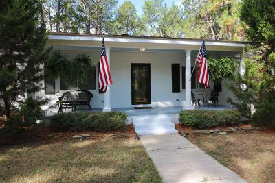 Southern Pines Single Family Home Active/Contingent: 300 Midland Road