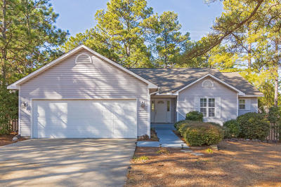 Pinehurst No. 6 Single Family Home Active/Contingent: 234 Juniper Creek Boulevard