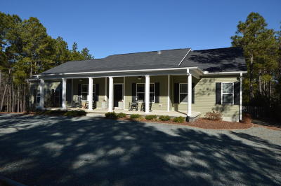 Whispering Pines Single Family Home Active/Contingent: 303 Queens Cove Way