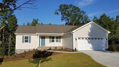Carthage Single Family Home For Sale: 341 Savannah Garden Drive