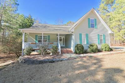 Whispering Pines Single Family Home Active/Contingent: 89 Sandpiper Drive