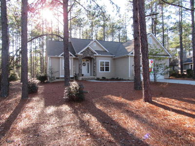 Pinehurst Single Family Home Active/Contingent: 2 Lee Court