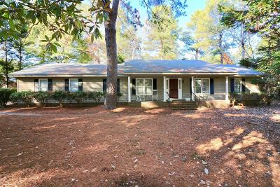 Pinehurst Single Family Home For Sale: 350 St. Andrews Drive