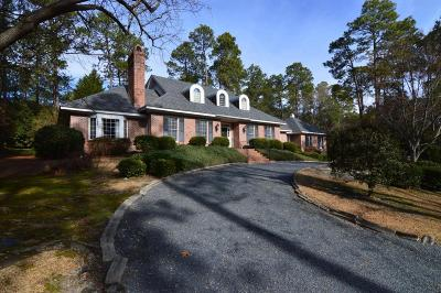 Pinehurst Single Family Home For Sale: 21 Thunderbird Circle
