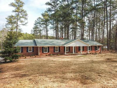 Highland Trails Single Family Home Active/Contingent: 307 S Glenwood Trail