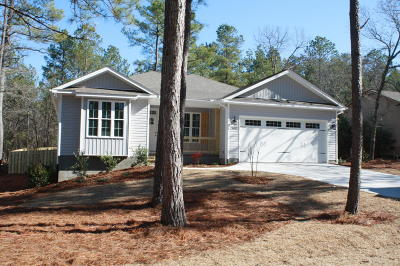 Pinehurst Single Family Home Active/Contingent: 2630 SW Longleaf Drive