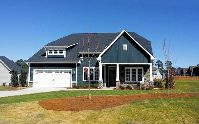 Whispering Pines Single Family Home For Sale: 515 Goldenleaf Circle