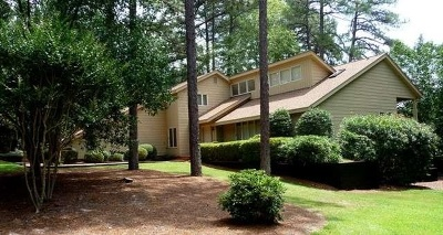 Ccnc Single Family Home Active/Contingent: 125 Quail Hollow Drive