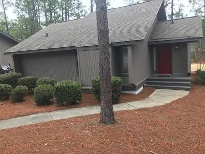 Pinehurst Single Family Home Active/Contingent: 240 Barton Hills Ct #240