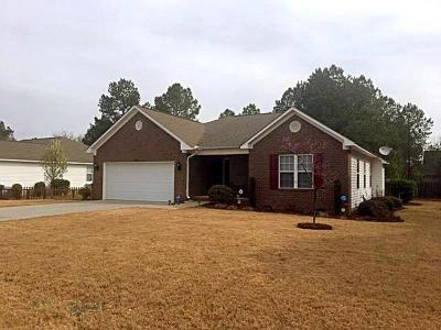 Pinehurst Single Family Home For Sale: 235 S Diamondhead Drive