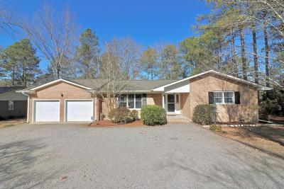 Whispering Pines Single Family Home For Sale: 1212 Rays Bridge Road