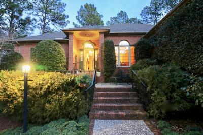 Pinehurst Single Family Home Active/Contingent: 8 Peachtree Lane