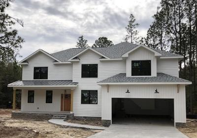 Pinehurst NC Single Family Home Active/Contingent: $420,000