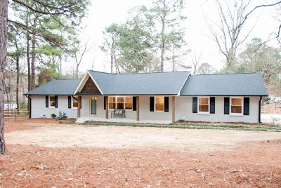 Southern Pines Single Family Home For Sale: 1151 N Fort Bragg Road
