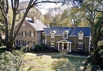 Pinehurst, Raleigh, Southern Pines Single Family Home Sold: 1680 Midland Road