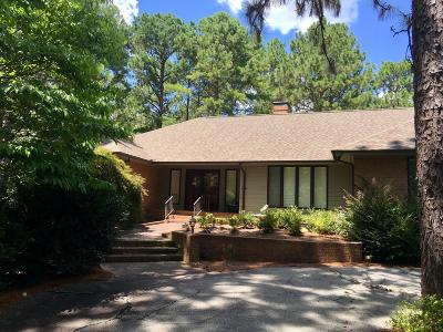 Pinehurst NC Single Family Home For Sale: $545,000