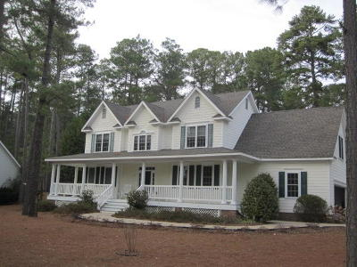Pinehurst Single Family Home For Sale: 25 Gingham Lane
